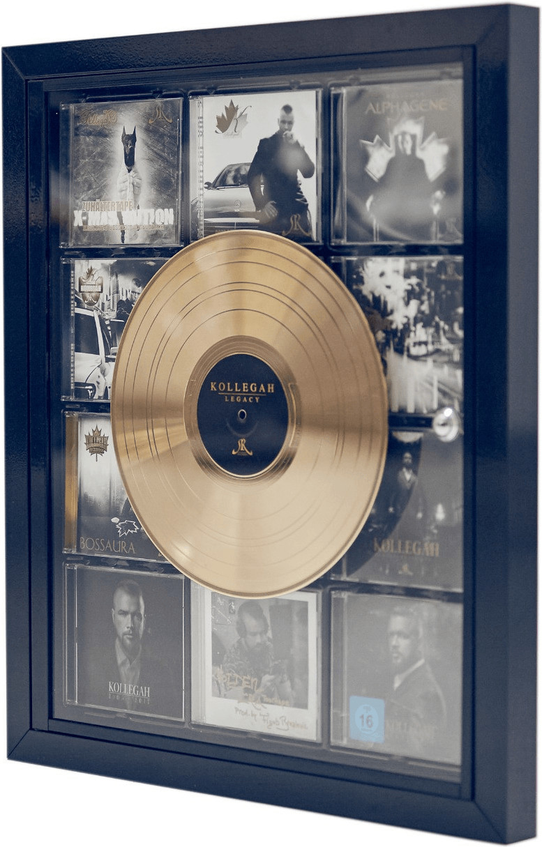Kollegah - Legacy (Best of) (Limited Gold Award...