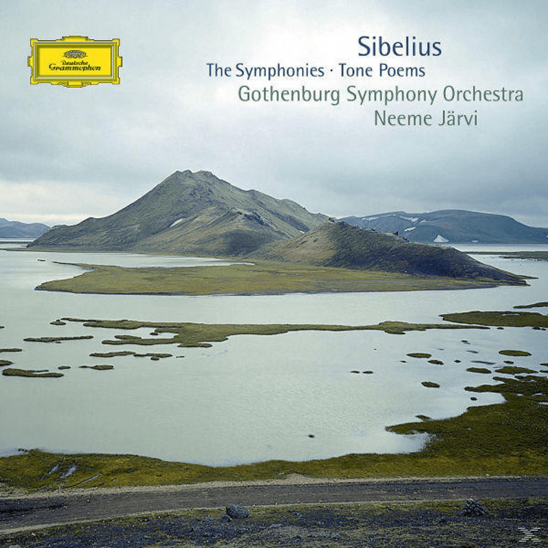 Gso, Neeme/gso Järvi - Sämtliche Sinfonien (Ga)/Sinfonische Dichtungen - (CD)