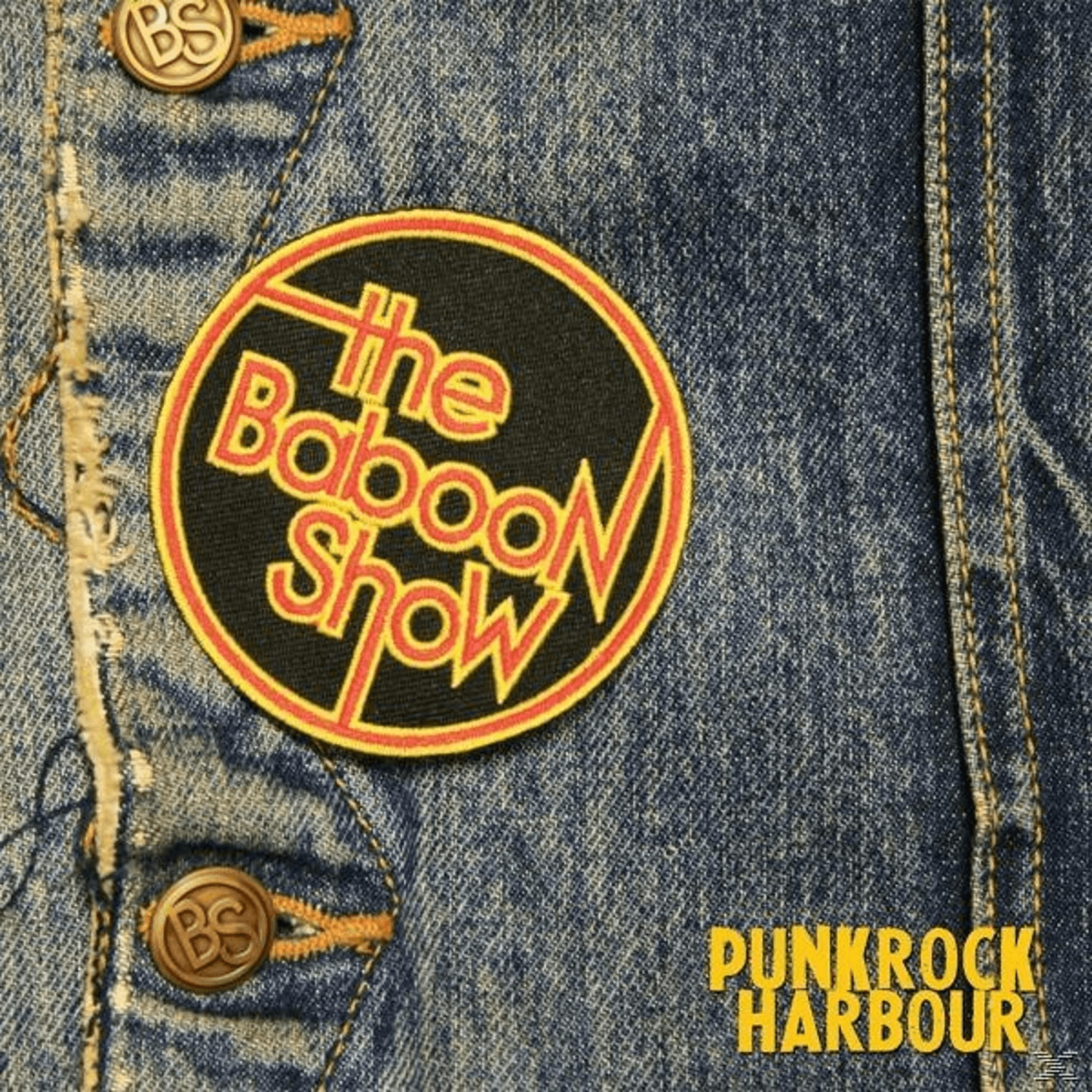 The Baboon Show - Punkrock Harbour - (CD)