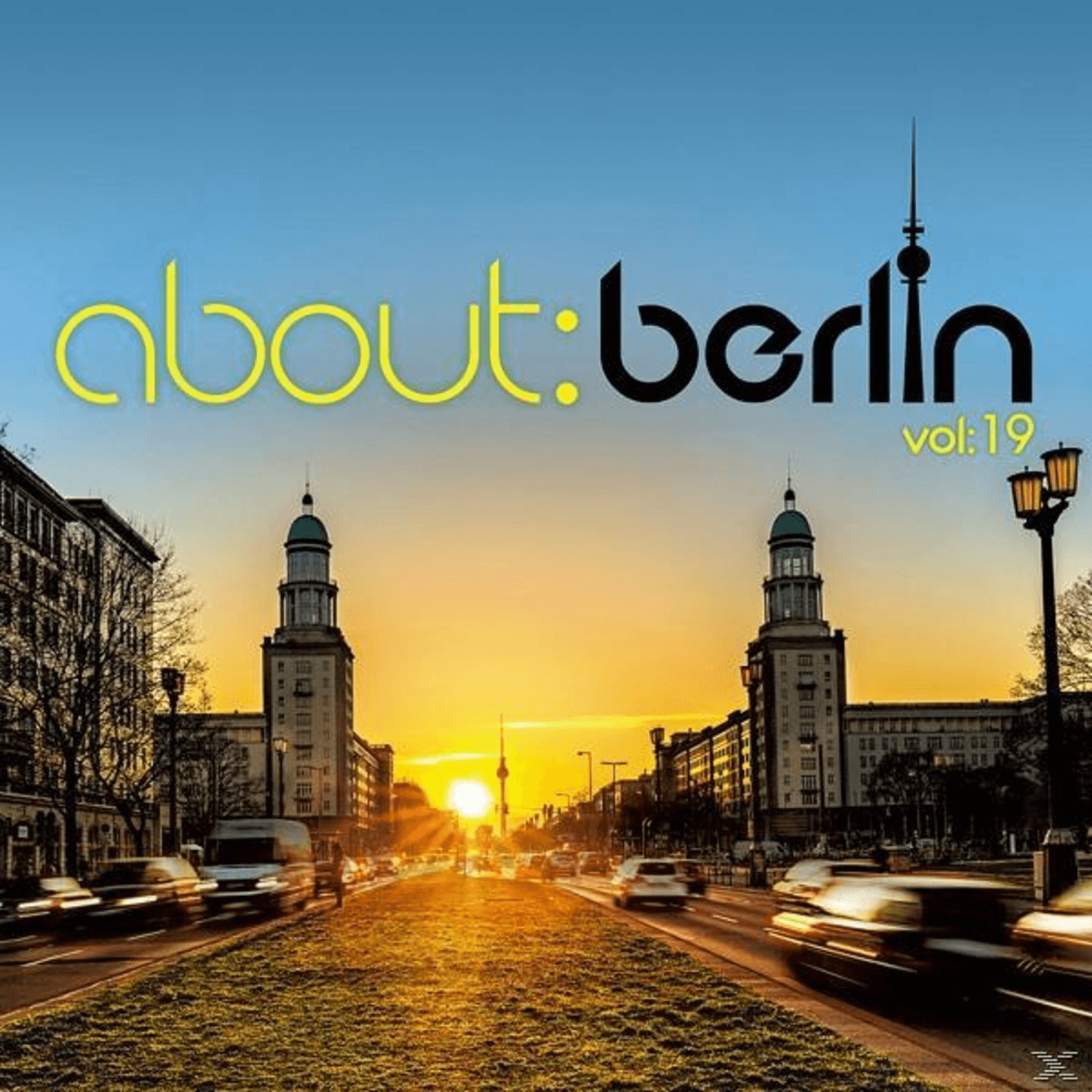 VARIOUS - About:Berlin Vol:19 - (CD)