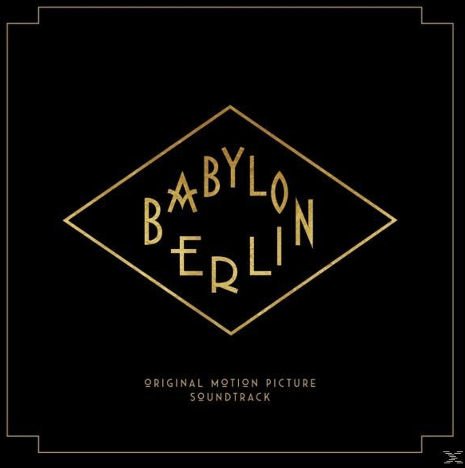 Babylon Berlin Soundtrack (CD)