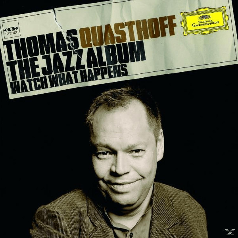 Thomas Quasthoff - The Jazz Album - Watch what happens (CD)