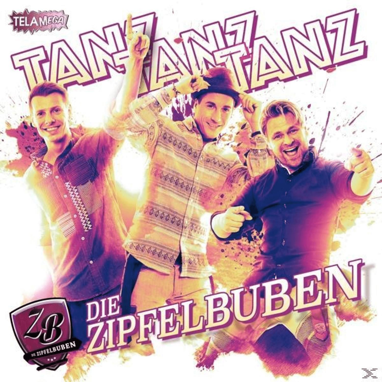 Die Zipfelbuben - Tanz Tanz Tanz - (CD)