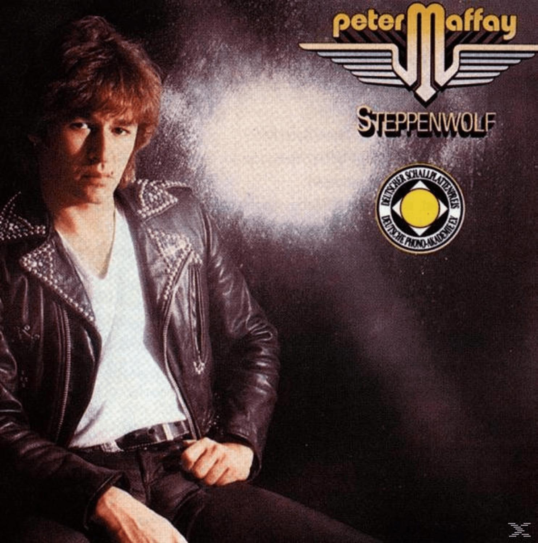 Peter Maffay - STEPPENWOLF - (CD)