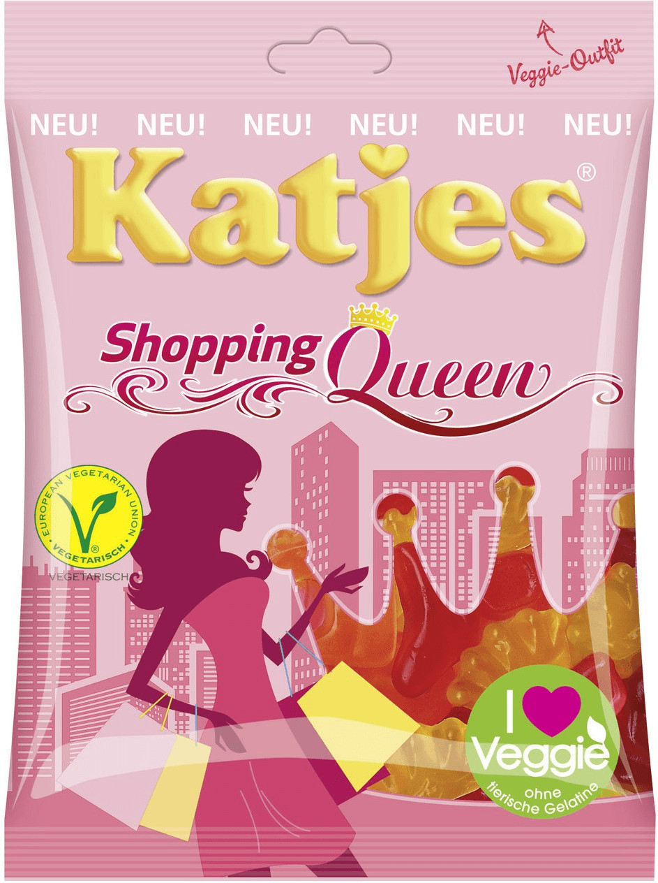 Katjes Shopping Queen (175g)