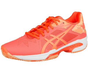 Asics Gel Solution Speed 3 Clay L.E. Women flash coral