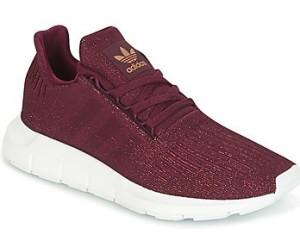 eb482eb0465f Buy Adidas Swift Run W maroon footwear white from £62.99 – Best ...