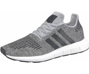11673ac7ae4ec Buy Adidas Swift Run Grey Three Core Black Medium Grey Heather from ...