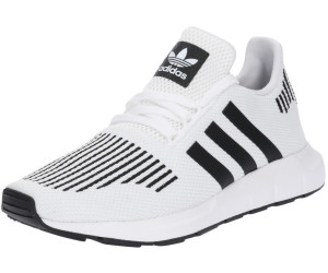 Adidas Swift Run footwear white/core black/medium grey ...
