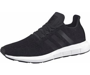 5239ad3a9f34f Buy Adidas Swift Run Black Carbon Core Black Medium Grey Heather ...