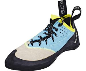 Scarpa Schuhe Velocity L Men Größe 44,5 lightgray/lime fluo