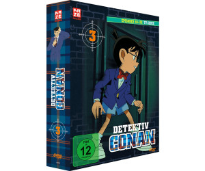 Detektiv Conan - die TV-Serie - DVD Box 3 [DVD]