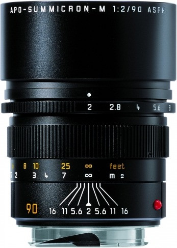 Image of Leica Apo-Summicron 90mm f2