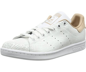 adidas Stan Smith W, Basket Femme, Bianco (FTWR White/Mid Grey), 36 2/3