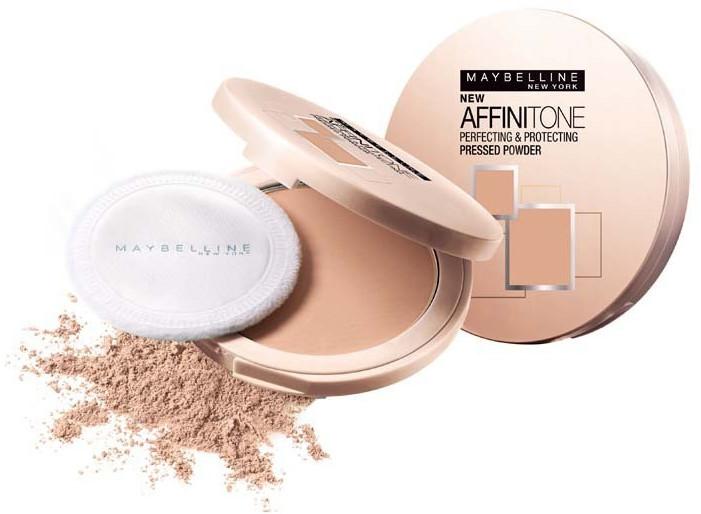 Image of Maybelline Affinitone Powder 42 dark beige (9g)