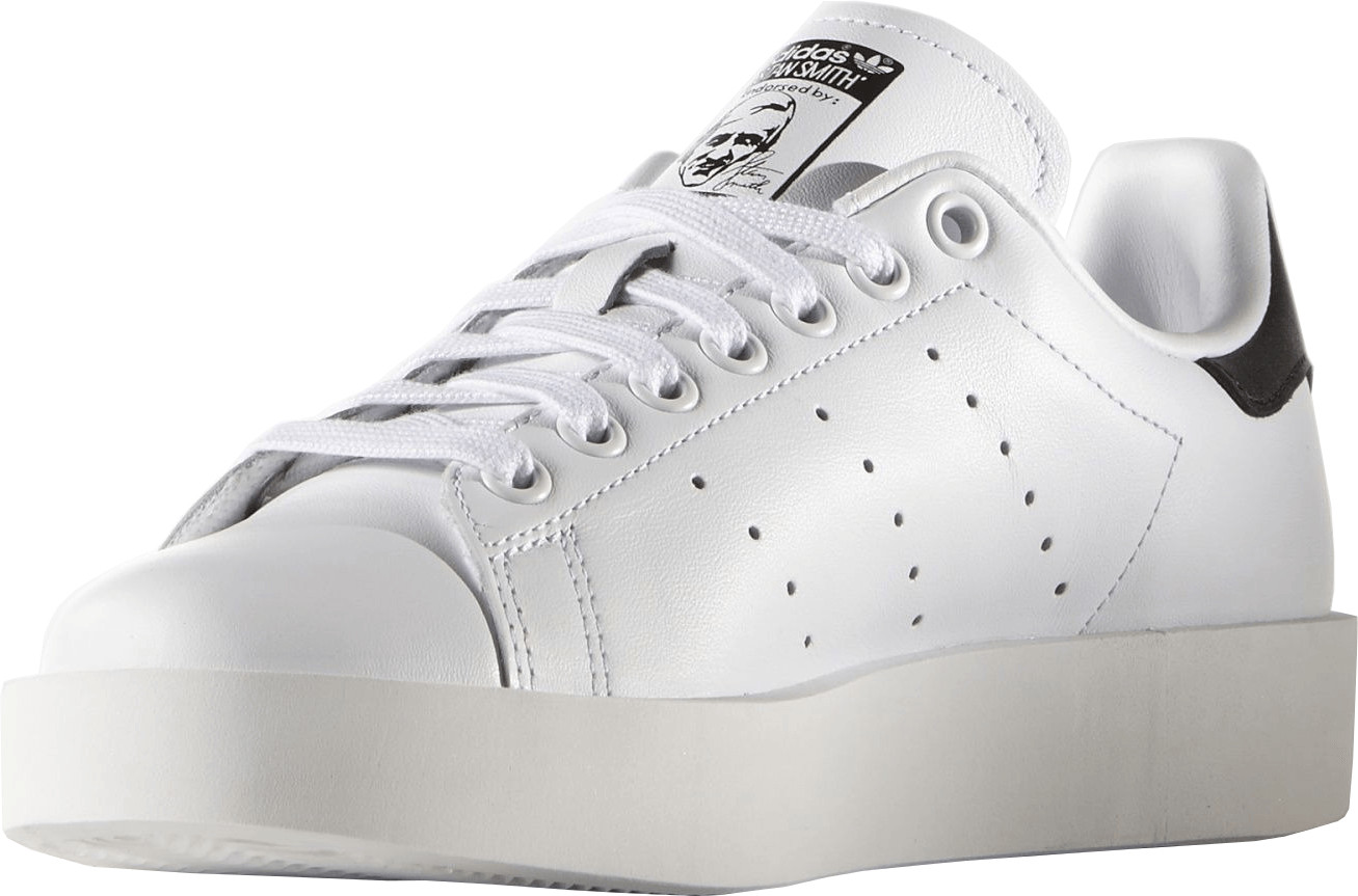 adidas bold stan smith white