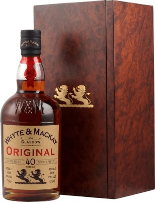 Whyte & Mackay 40 Jahre 0,7l 45%