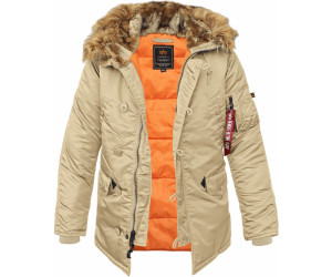 Alpha Industries N3B VF 59 Man caramel ab 169,97