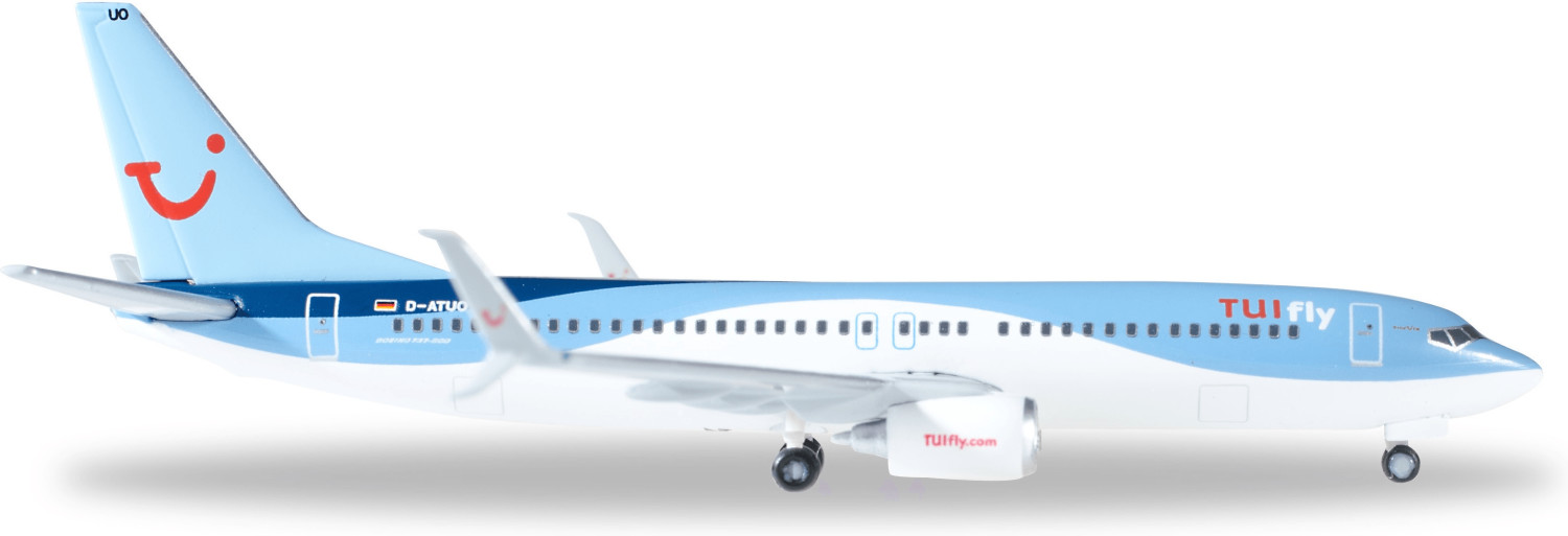 Herpa TUIFly Boeing 737-800 (new 2014 colors) (526692-002)