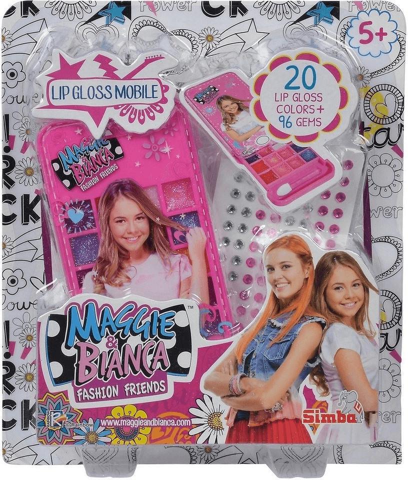 Simba Maggie & Bianca Fashion Friends Lip Gloss...