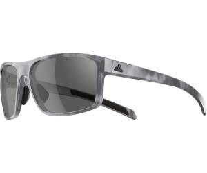 Adidas Whipstart Black matt / grey polarized bFnBTexuZ
