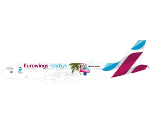 Herpa Eurowings Europe Airbus A320