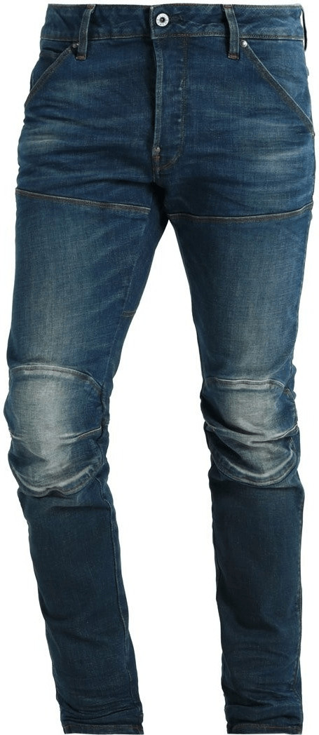 G-Star 5620 Elwood 3D Slim Jeans medium aged