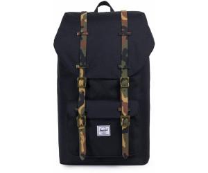 efe881c164 Herschel Little America Backpack black/woodland camo rubber a € 84 ...