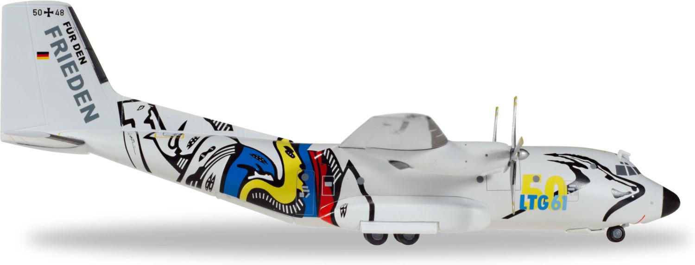 Herpa Luftwaffe Transall C-160 - LTG 61 / Air T...