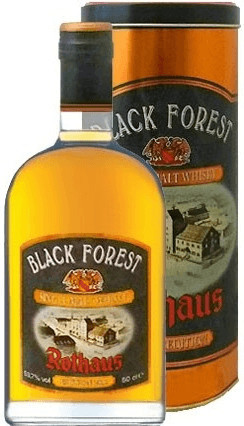 Rothaus Black Forest Jahre 2009 Peaty Whisky Ca...