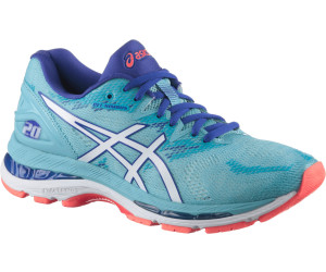 Asics Gel-Nimbus 20 Women porcelain blue/white/asics blue ab ...