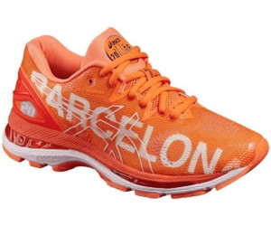 Asics Gel-Nimbus 20 Barcelona Women shocking orange shocking orange white 6d1a7ce7bc5