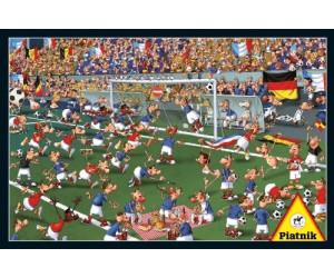 Piatnik Fussball 1000 Teile Ab 10 71 Preisvergleich Bei