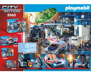23185 Playmobil Gyrophare Toit Voiture de Police 3903