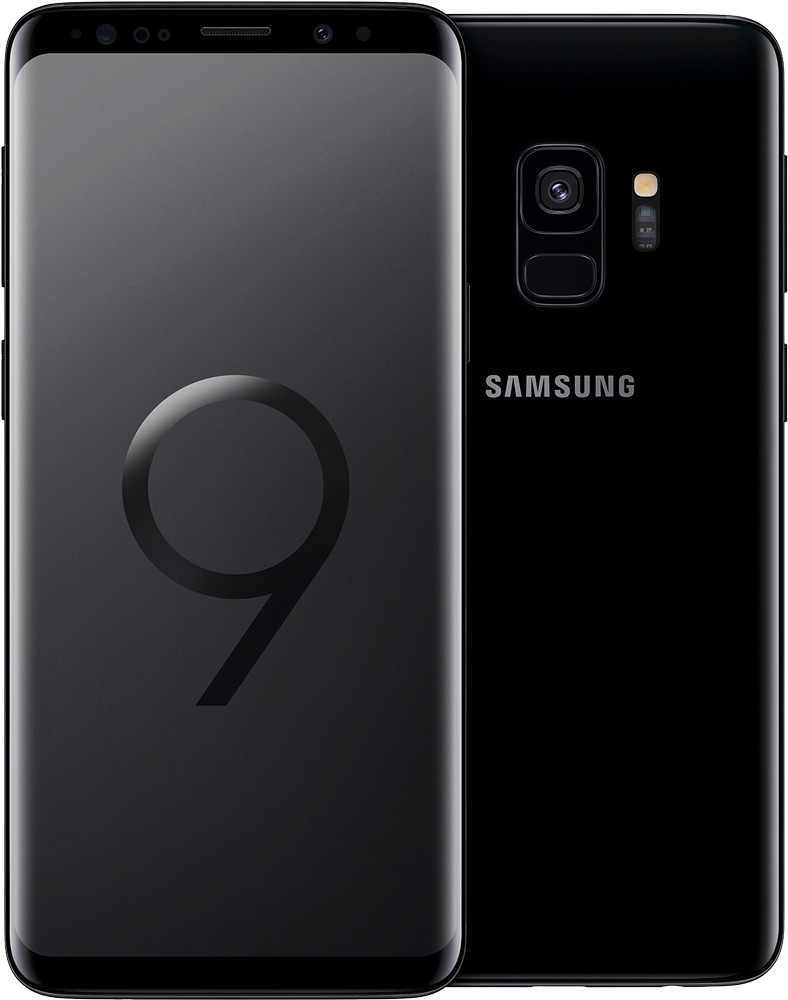 Image of Samsung Galaxy S9 64GB midnight black