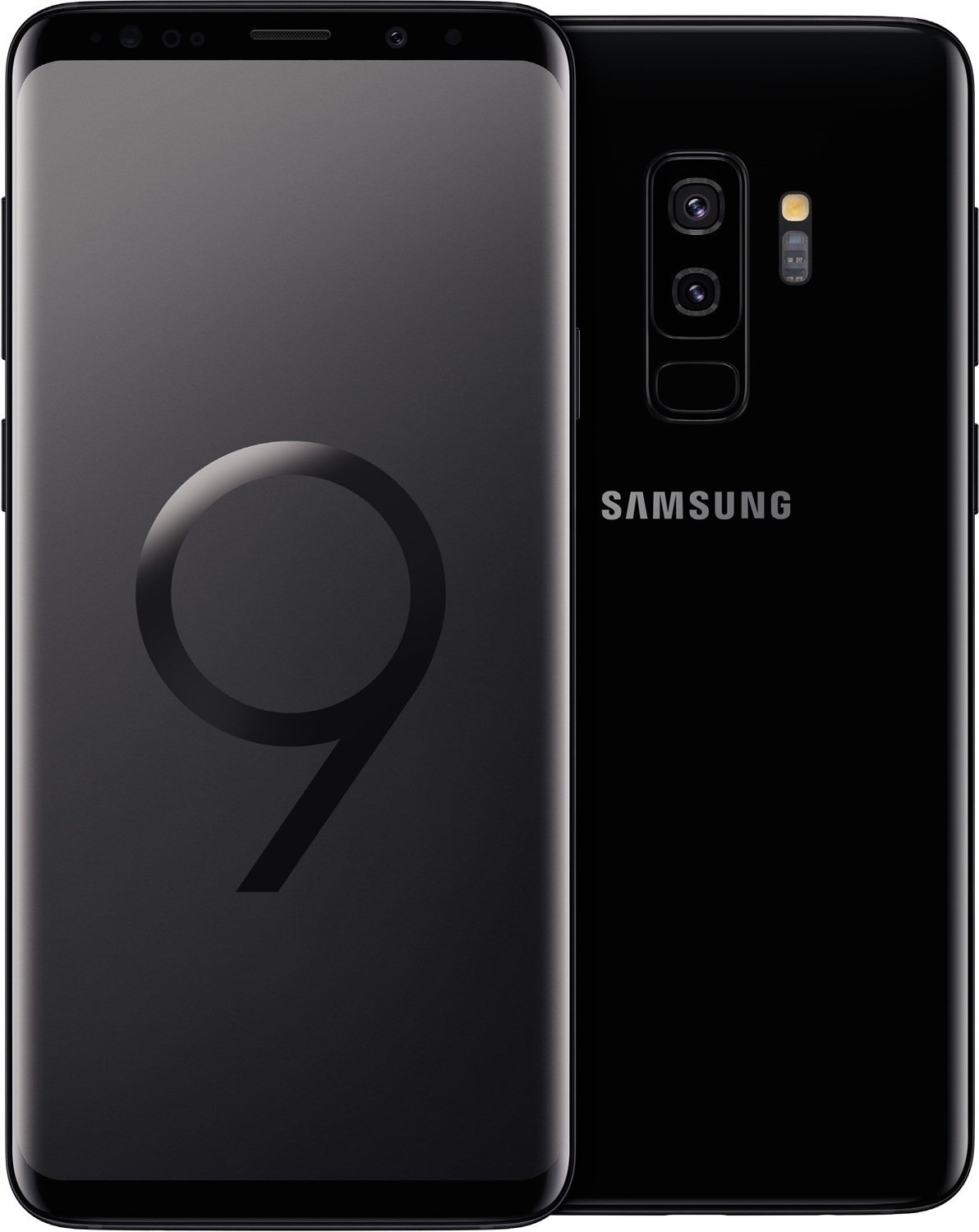 Image of Samsung Galaxy S9+ 64GB Midnight Black