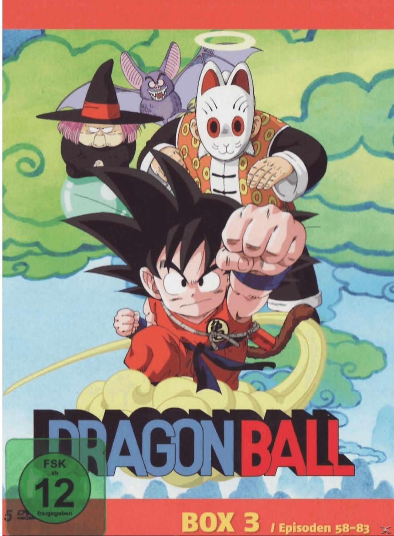 Dragonball - Box 3 [DVD]