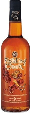 Heaven Hill Fighting Cock 6 Jahre Bourbon Whisk...