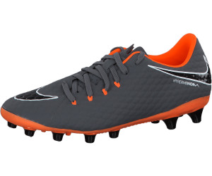 add21bbd6 Nike Hypervenom Phantom III Academy AG-PRO dark grey white total orange