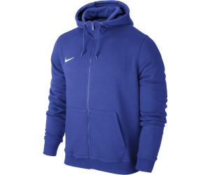 Nike Team Club Full Zip (658497 463) royal blue ab € 27,05