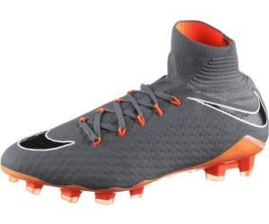 online store ecf3b 96f7e Nike Hypervenom Phantom III Pro Dynamic Fit FG dark grey/white/total orange