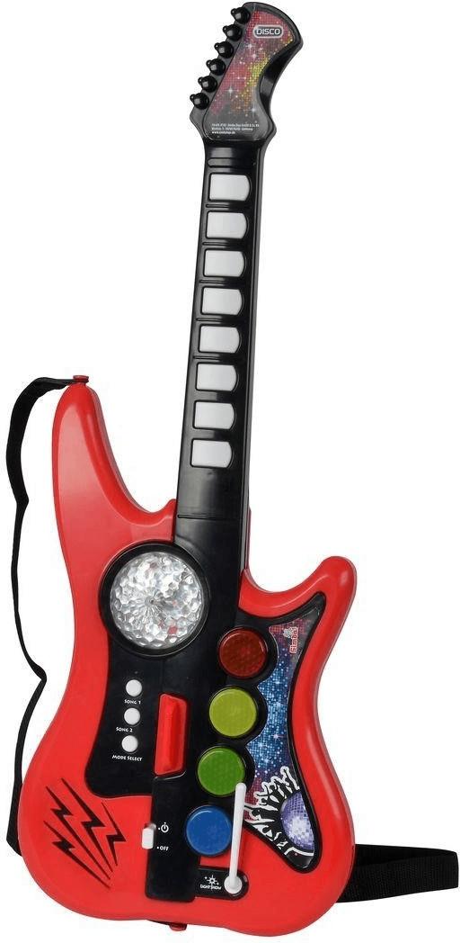 Simba My Music World Disco Gitarre