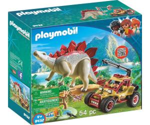 Playmobil Offroader mit Dino Fangnetz 9434  The Explorers NEU Playmobil