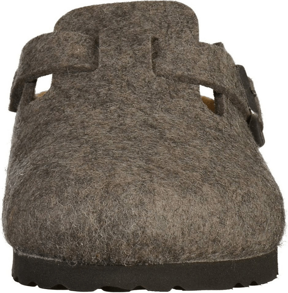 Birkenstock Boston Filz light grey