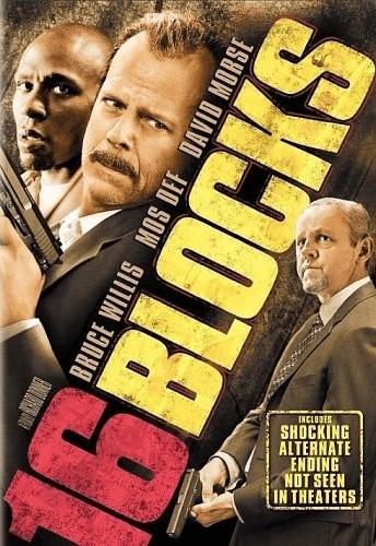 Image of 16 Blocks [DVD] [2006]