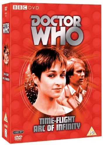 Image of Doctor Who - Time-Flight [1982] / Arc of Infinity [1983] [DVD]
