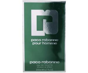 Paco Homme De Meilleur Pour Eau Prix MlAu Rabanne Toilette200 xBEQWrdCoe