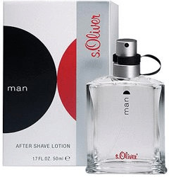 S.Oliver Herrendüfte Man  After Shave Lotion   50 ml