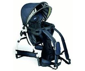 Porte bebe dorsal caddy Chicco bleu