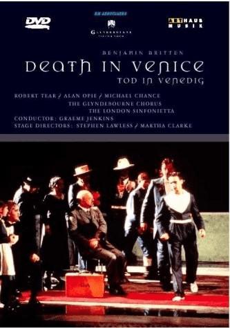Image of Britten: Death In Venice [1989] [DVD] [2001]